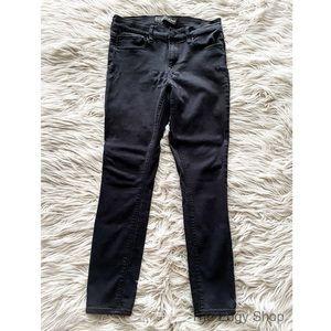 Express | Mid Rise Jean Legging 6 Short